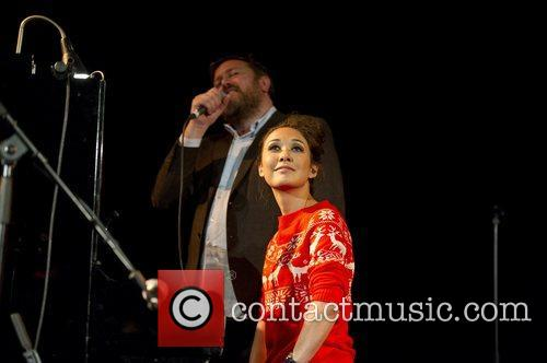 myleene klass and guy garvey lead singer 5968205