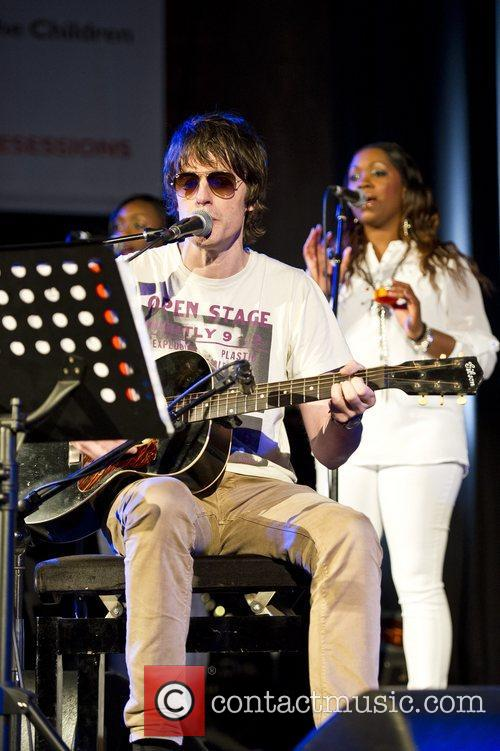 Spiritualized, Save, Children's Christmas Tree Sessions and Union Chapel 6