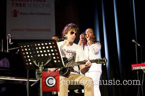 Spiritualized, Save, Children's Christmas Tree Sessions and Union Chapel 8