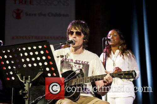 Spiritualized, Save, Children's Christmas Tree Sessions and Union Chapel 7
