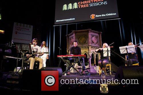 Spiritualized, Save, Children's Christmas Tree Sessions and Union Chapel 5