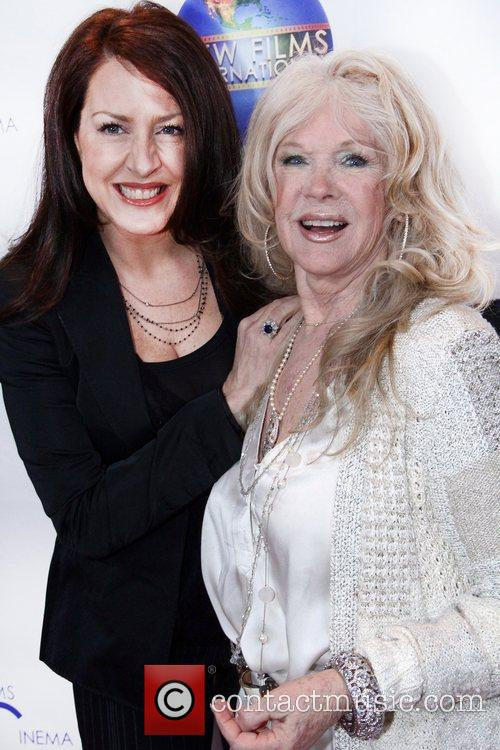 Joely fisher, Connie stevens and Fisher on Pinterest