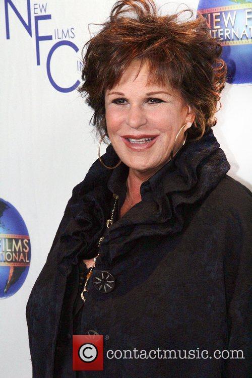 Lanie Kazan Screening of 'Saving B. Jones' held...