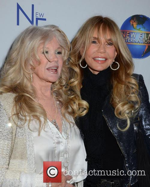 Connie Stevens and Dyan Cannon 8