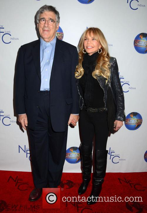 Elliot Gould and Dyan Cannon