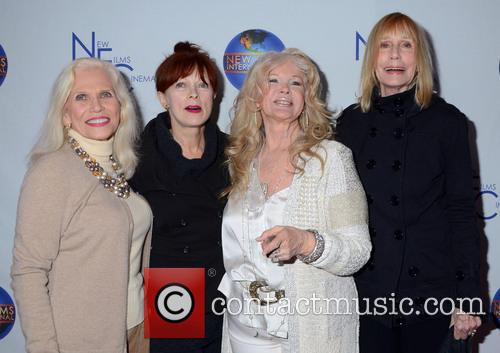 Frances Fisher, Connie Stevens and Sally Kellerman 1