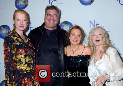 Melinda Chilton; Evie Louise Thompson; Connie Stevens 'Saving...