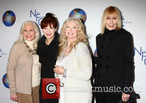 Maggie Blye, Frances Fisher, Connie Stevens and Sally Kellerman 7