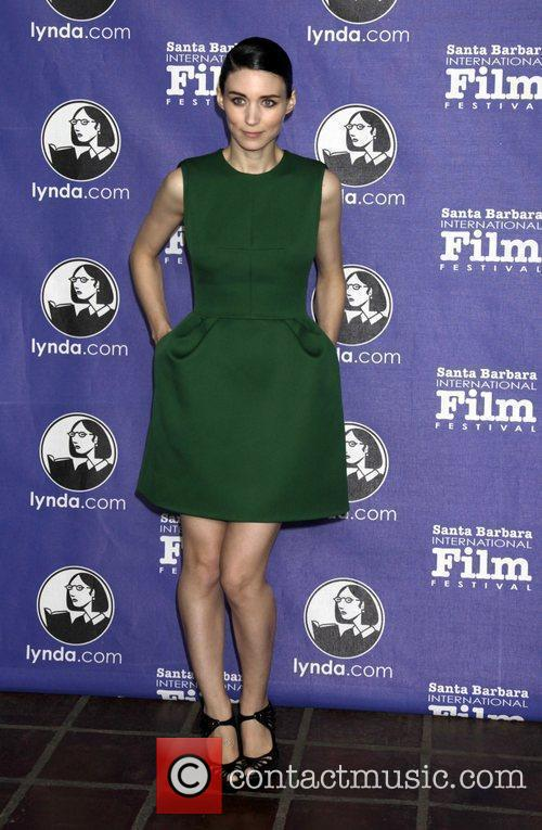 rooney mara 27th annual santa barbara film 3713380