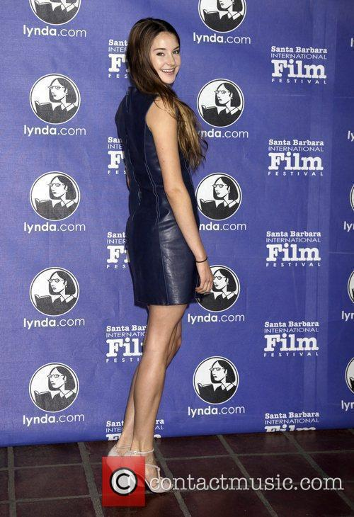 Shailene Woodley and Santa Barbara Film Festival 3
