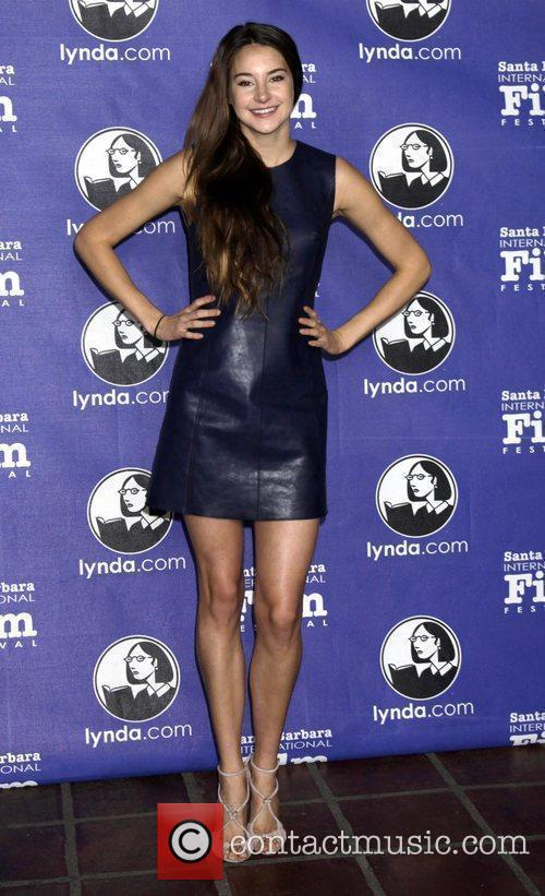 Shailene Woodley and Santa Barbara Film Festival 4