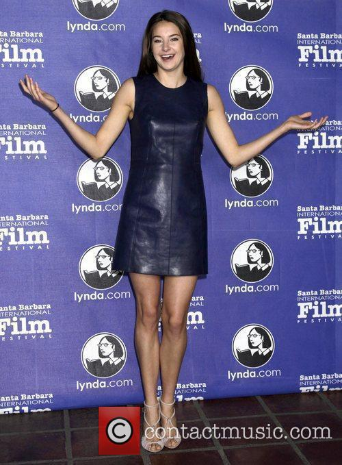 Shailene Woodley and Santa Barbara Film Festival 5