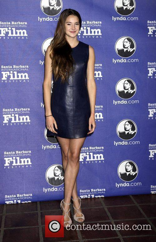 Shailene Woodley and Santa Barbara Film Festival 6