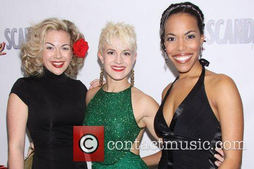 Billie Wildrick, Betsy Struxness and Erica Dorfler After...