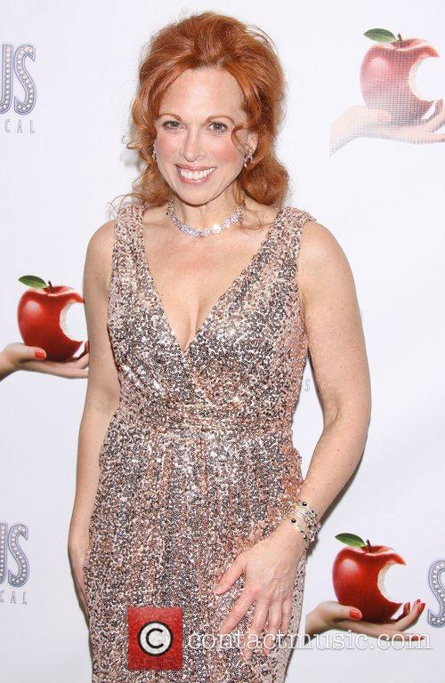 Carolee Carmello  After party for 'Scandalous The...