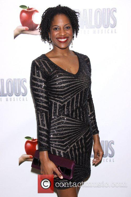 Dan'yelle Williamson After party for 'Scandalous The Musical'...