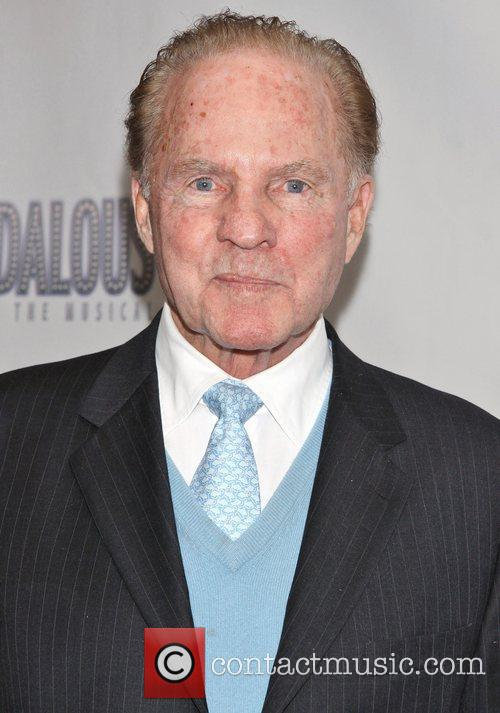 Frank Gifford After party for 'Scandalous The Musical'...