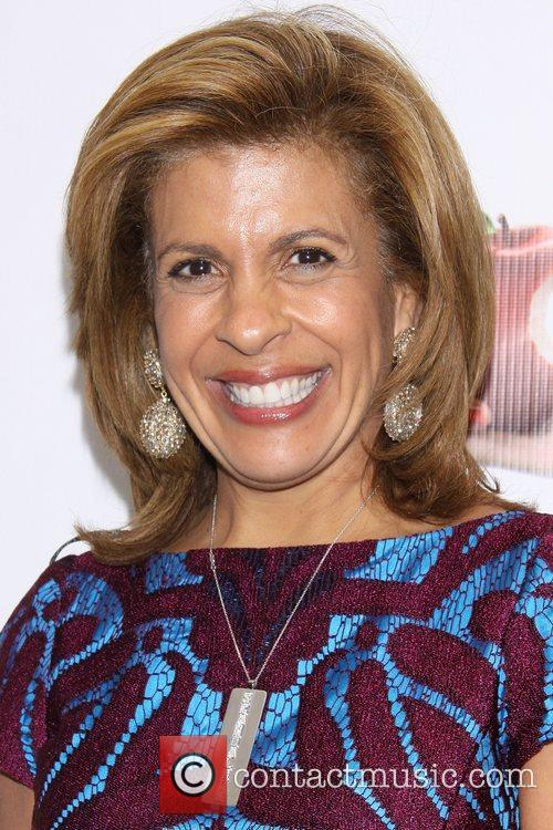 Hoda Kotb After party for 'Scandalous The Musical'...