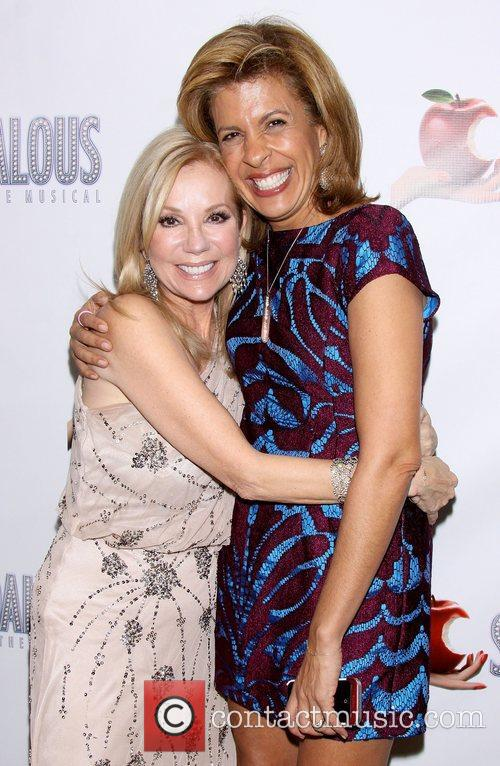 Kathie Lee Gifford and Hoda Kotb 8