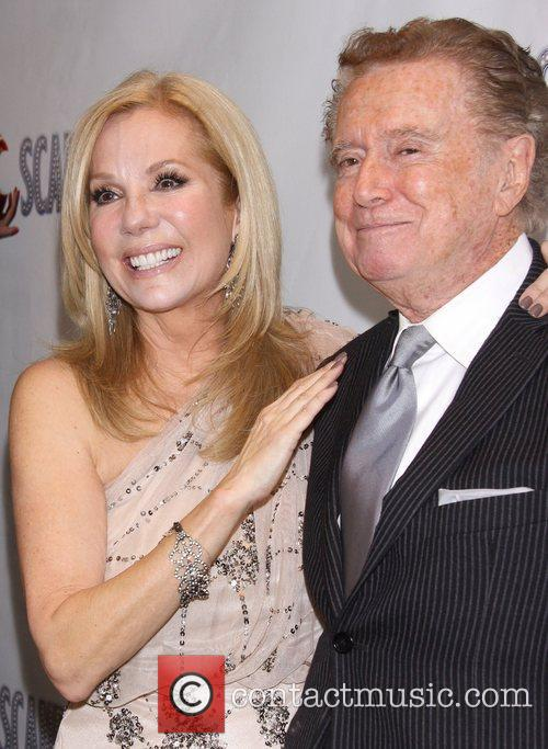 Kathie Lee Gifford and Regis Philbin 9