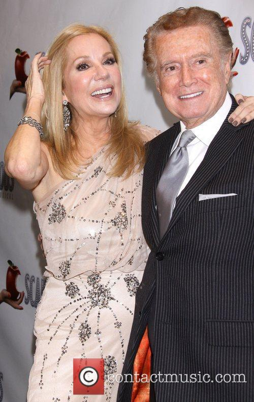 Kathie Lee Gifford and Regis Philbin 3