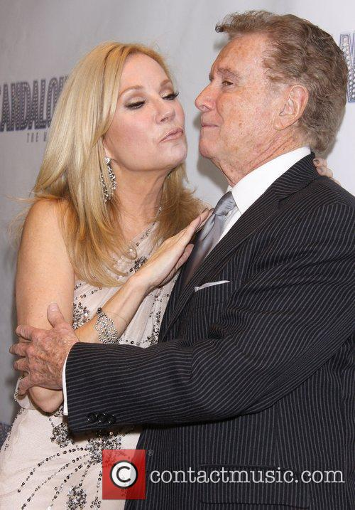 Kathie Lee Gifford and Regis Philbin 5