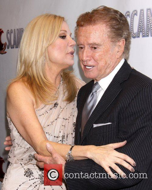 Kathie Lee Gifford and Regis Philbin 1