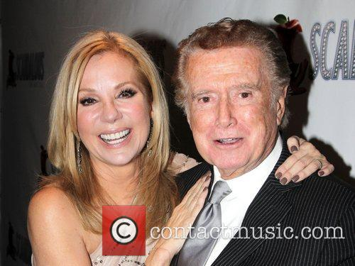 Kathie Lee Gifford and Regis Philbin 7