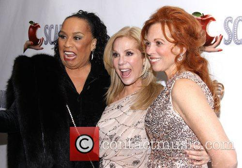 Roz Ryan, Kathie Lee Gifford and Carolee Carmello 5