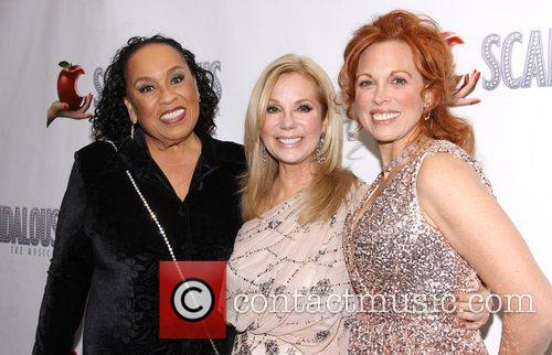 Roz Ryan, Kathie Lee Gifford and Carolee Carmello 4