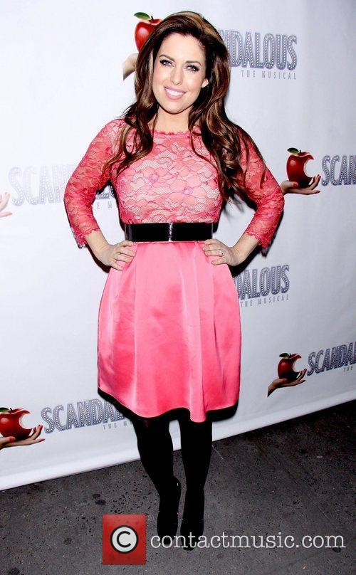Bobbie Thomas attend the premiere of 'Scandalous The...