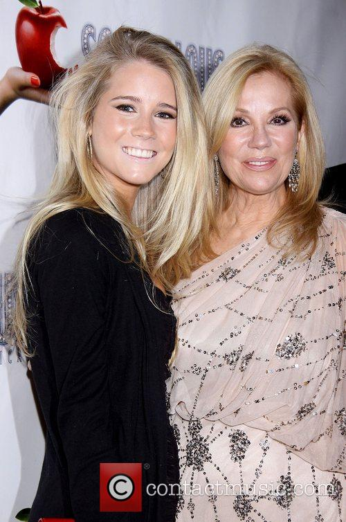 Kathie Lee Gifford, Cassidy Erin Gifford, Scandalous The Musical, Neil Simon Theatre and Arrivals. New York City 6