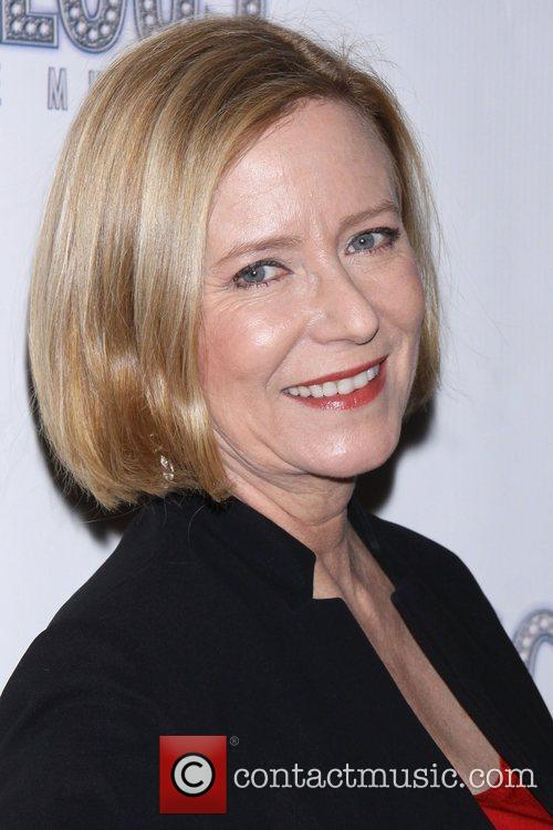 Eve Plumb at the premiere of 'Scandalous The...