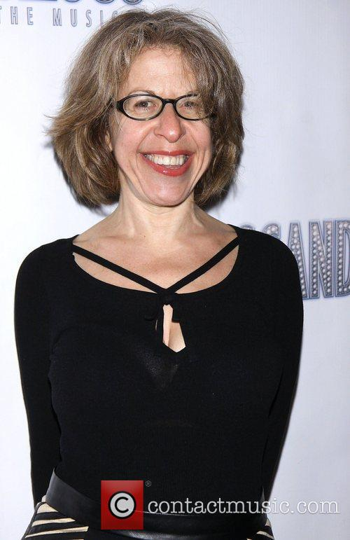 Jackie Hoffman, Scandalous The Musical, Neil Simon Theatre and Arrivals. New York City 2
