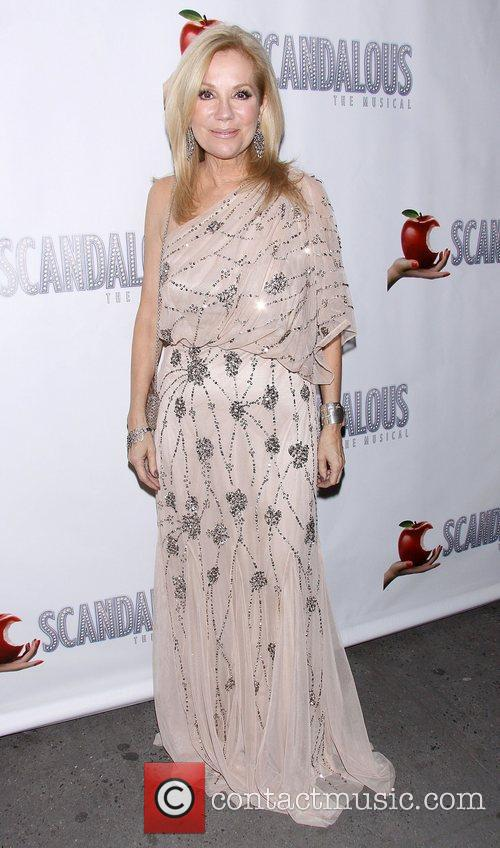 Kathie Lee Gifford, Scandalous The Musical, Neil Simon Theatre and Arrivals. New York City 8