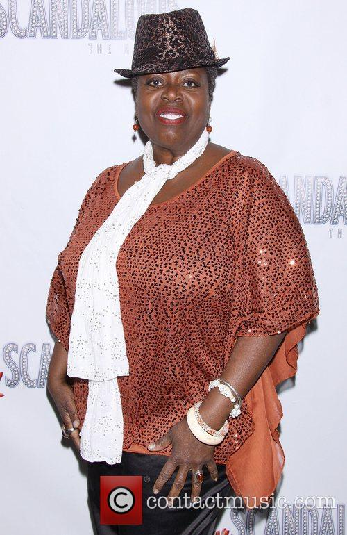 Lillias White, Scandalous The Musical, Neil Simon Theatre and Arrivals. New York City 1