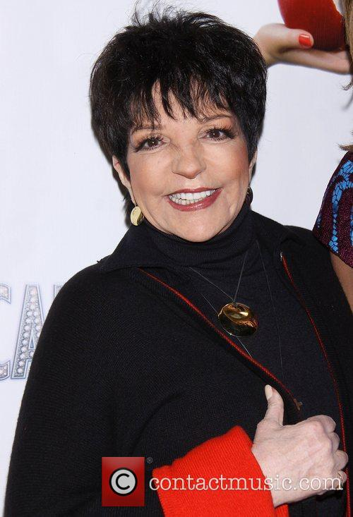 Liza Minnelli, Scandalous The Musical, Neil Simon Theatre, Arrivals. New York City