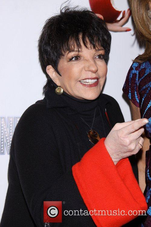 Liza Minnelli, Scandalous The Musical, Neil Simon Theatre and Arrivals. New York City 1