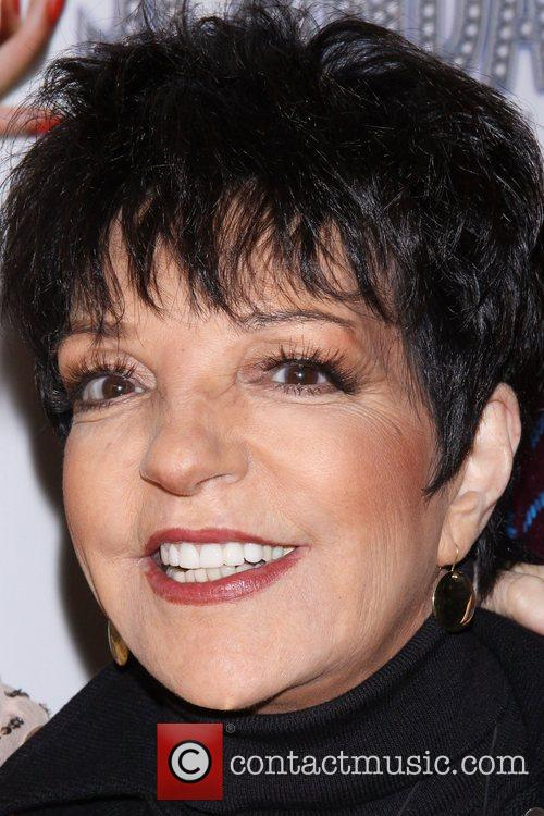 Liza Minnelli, Scandalous The Musical, Neil Simon Theatre and Arrivals. New York City 8