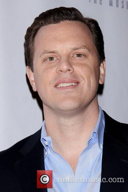 Willie Geist at the premiere of 'Scandalous The...