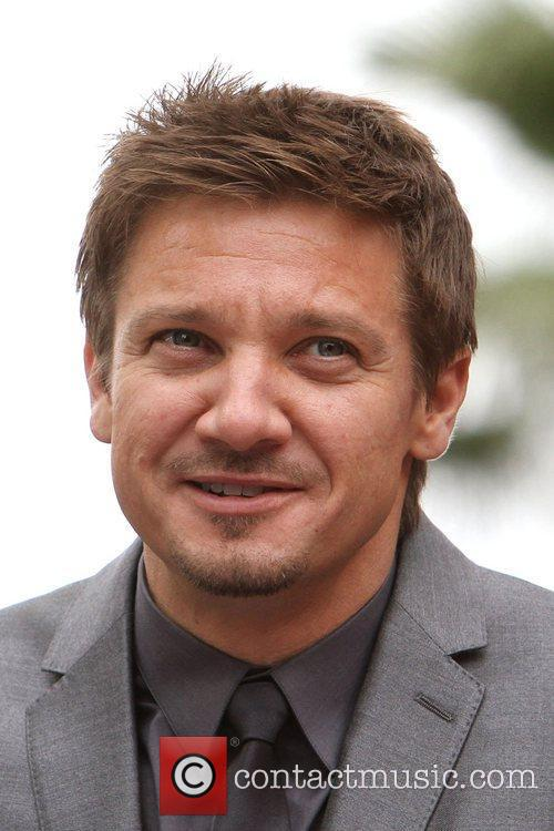 Jeremy Renner and Star On The Hollywood Walk Of Fame 8