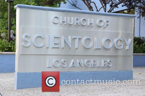 General views of the Scientology Celebrity Centre and...