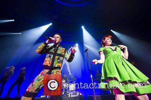 Scissor Sisters and Roundhouse 14