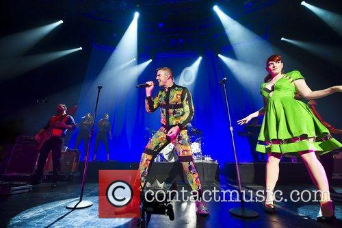 Scissor Sisters and Roundhouse 31