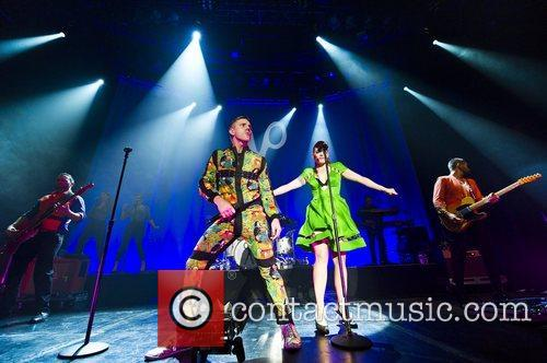 Scissor Sisters and Roundhouse 30