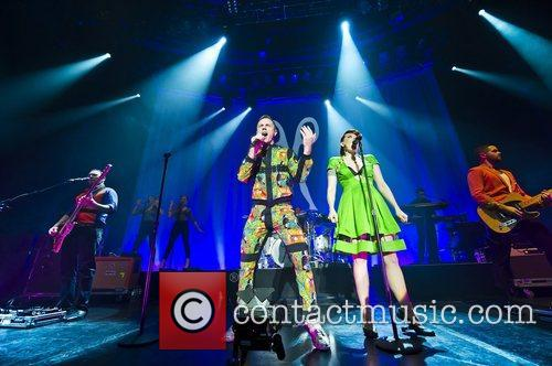 Scissor Sisters and Roundhouse 26