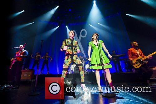 Scissor Sisters and Roundhouse 18
