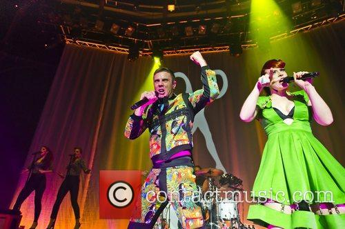 Scissor Sisters and Roundhouse 27