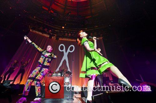 Scissor Sisters and Roundhouse 1