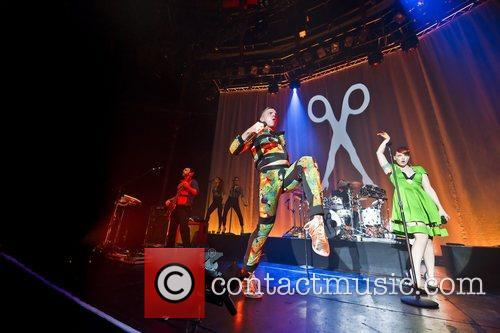 Scissor Sisters and Roundhouse 19